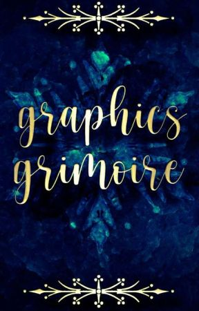 Graphics Grimoire: A GRAPHIC SHOP (Closed) by sarah_amlan