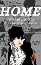 HOMe . HIBARI KYOUYA by -SIELOU