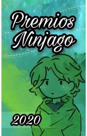 ❝ົཽ Premios Ninjago 2020 ❝ົཽ [Premiación] by Premios_Ninjago