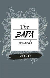 The BAPA Awards 2020 (On Hold) cover