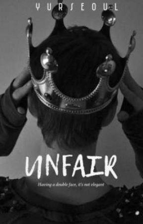 UNFAIR by imclawdy