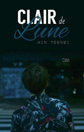 Clair de lune🌙 [Min Yoongi]  by Ciouus