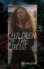 CHILDREN OF THE CIRCUS→jerome valeska by spxncerxid