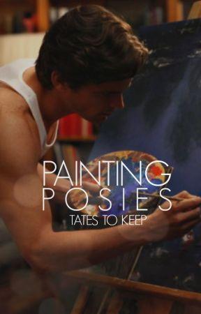 Painting Posies by TatesToKeep