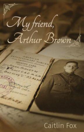 My Friend, Arthur Brown by caitlinfox_