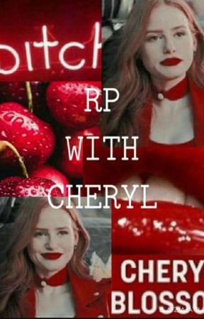 𝗥𝗣 𝗪𝗜𝗧𝗛 𝗖𝗛𝗘𝗥𝗬𝗟 ༻࿆✦𝄒◜̖ by Cheryl_Officiel