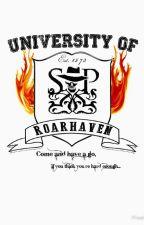 The Roarhaven Institution - Skulduggery Pleasant School AU by Nicasia_Grey