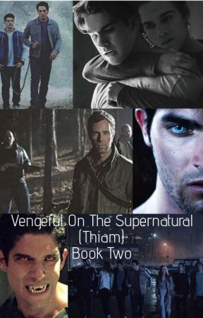 Vengeful On The Supernatural (Thiam) by gothicwillow