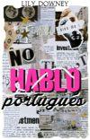 No Hablo Portugués  cover