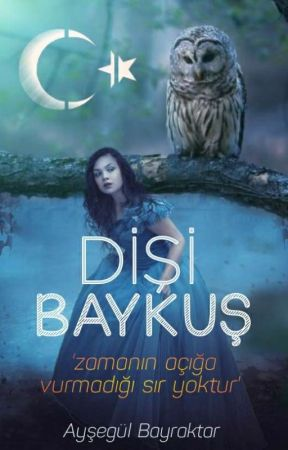DİŞİ BAYKUŞ  by Aysegul-2017
