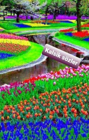 Kalsik  Sözler by 786ela