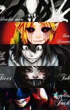 Hermanas Suicida (creepypastas x tu) 『𝓒𝓐𝓝𝓒𝓔𝓛𝓐𝓓𝓐』 by Yoko_Hyuga