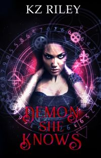 Demon She Knows (Fated to the Underworld) cover