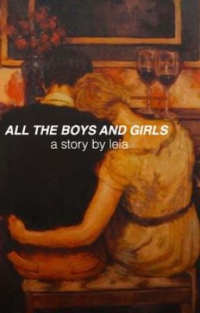 ALL THE BOYS AND GIRLS.  by misfitrites