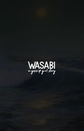 WASABI! gossip girl by ATARIXIA
