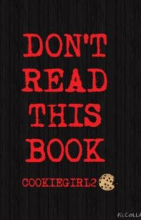 DON'T READ THIS BOOK cover