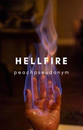 Hellfire !hiatus! by peachpseudonym