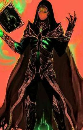 Red reaper by Marethyu365