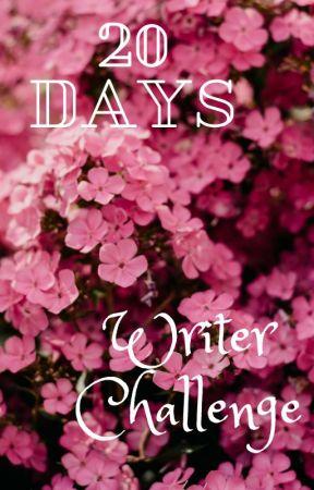 20 Days Writer Challenge - kihívás by _MinCho_