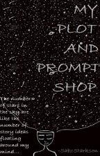 MY PLOT AND PROMPT SHOP by SabzStarkson