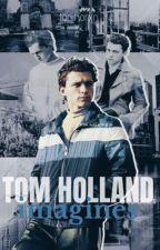 Tom Holland Imagines by missingubrad