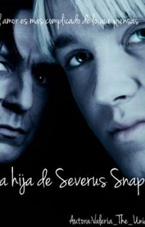 La Hija de Severus Snape by KingOfHell_Darling