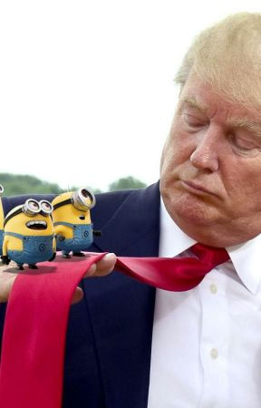 A Donald x Minion Fic. [donnion] by roonxxo