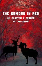 The Demons in Red || Alastor X Reader by kkbluebyrd