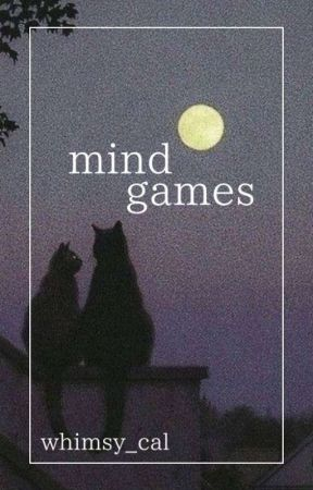 || Mind Games || [BNHA FANFICTION]  by Whimsy__Cal