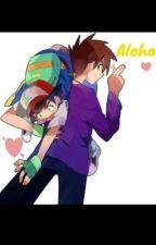 Aloha! by Pockylover62