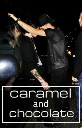 caramel and chocolate | ziam by halerry