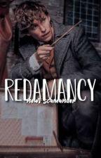 redamancy -  newt scamander by nochumins