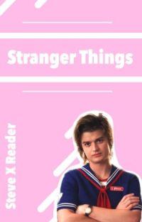 Stranger Things - Steve Harrington X Reader cover