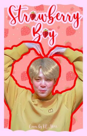 Strawberry boy [Jimsu]♡ by Hazyboo