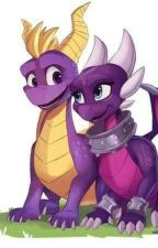 Reignited love. Spyro x Cynder by canthavename178