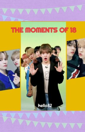 THE MOMENTS OF 18 by luv4allen
