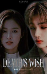 death's wish | park jisung √  cover