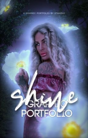 SHINE ~ graphic portfolio by stha2501