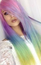 His Rainbow Haired Mate by itsmissnikki2u