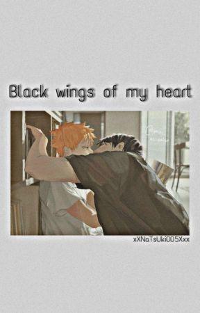 Black wings of my heart || Kagehina || by xXNaTsUki005Xxx