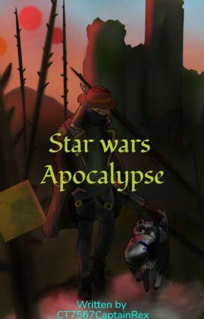 Star Wars Apocalypse by CT7567CaptainRex