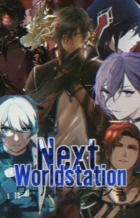Next Worldstation  by Yangwenxxx