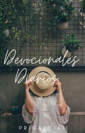 Devocionales Diarios  by PriGarcia11