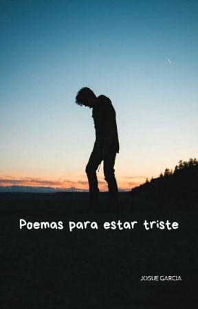 Poemas para estar triste by Cero503
