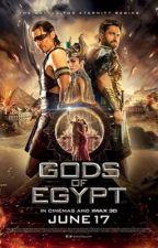 Gods of Egypt X OC by LaraCroft125125