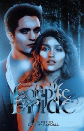 corpse bride → EDWARD CULLEN by dprandall21