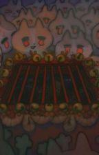 LEYLINE GALAXY, vento aureo by boyviscus