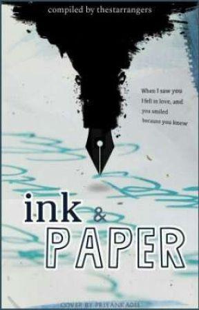 Ink & Paper || Winner's Entries by TheStarRangers