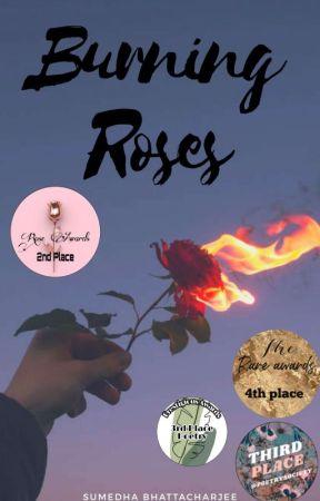 Burning Roses by CherylxBerk