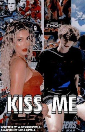 ▰ kiss me ; richards. by w-wonderwall-